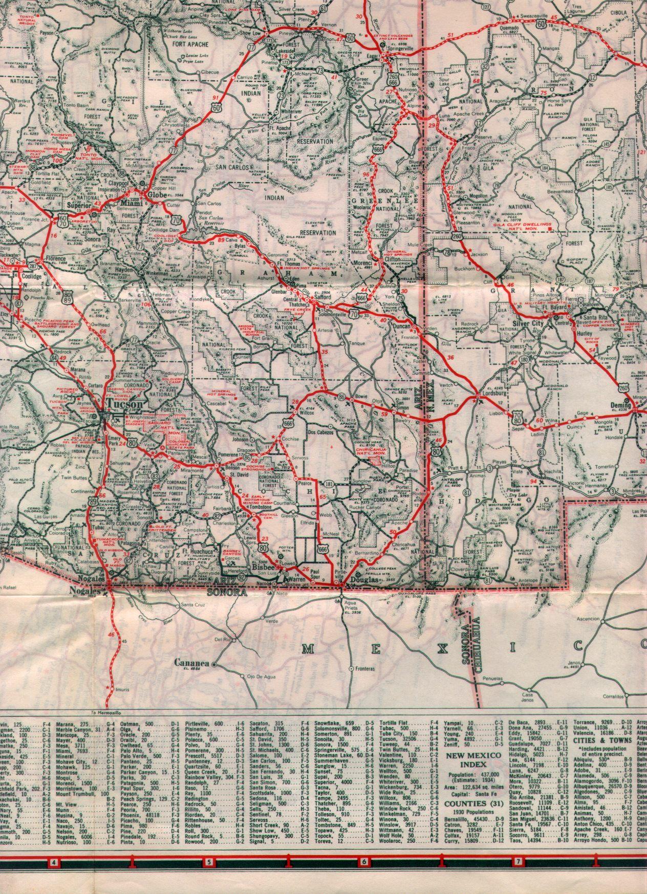 Arizona State Route 92  Dfinition De Arizona State Route