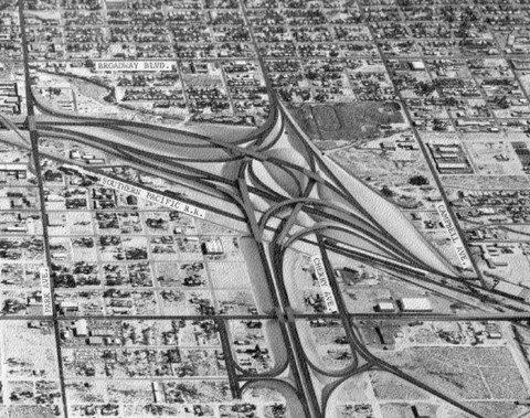 [I-710 interchange]