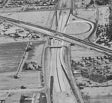 [Original I-17/US 60 interchange]