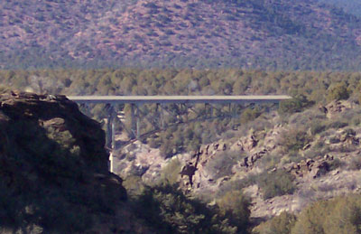 [New Hell Canyon bridge]